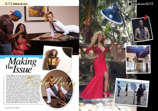 Glitz Africa Magazine's The Fashionista Issue - December 2013 - BellaNaija - 024