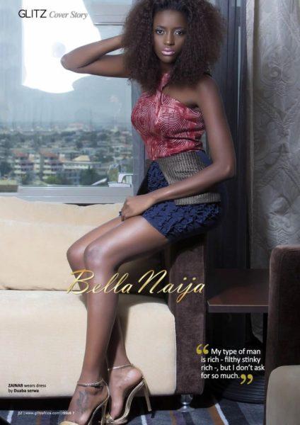 Glitz Africa Magazine's The Fashionista Issue - December 2013 - BellaNaija - 027