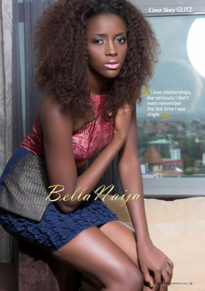 Glitz Africa Magazine's The Fashionista Issue - December 2013 - BellaNaija - 028