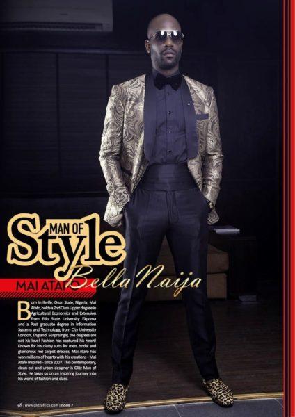 Glitz Africa Magazine's The Fashionista Issue - December 2013 - BellaNaija - 032