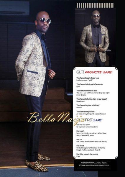 Glitz Africa Magazine's The Fashionista Issue - December 2013 - BellaNaija - 033