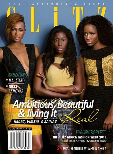 Glitz Africa Magazine's The Fashionista Issue - December 2013 - BellaNaija - 035