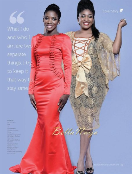 Gogo & Patigi Majin cover TW Magazine's December 2013 Issue - December 2013 - BellaNaija - 022