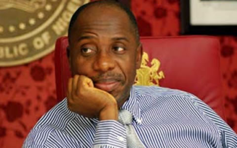 Governor Rotimi Amaechi - December 2013 - BellaNaija