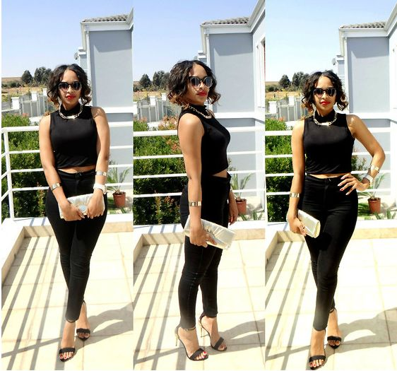 How to Wear Cropped Tops - BellaNaija - December 2013003