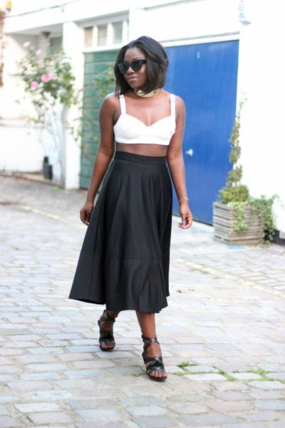 How to Wear Cropped Tops - BellaNaija - December 2013005