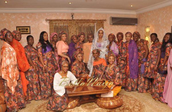 Hudayya Sadiq Nigerian Muslim Abuja Northern Wedding BellaNaija KamuDSC_0377