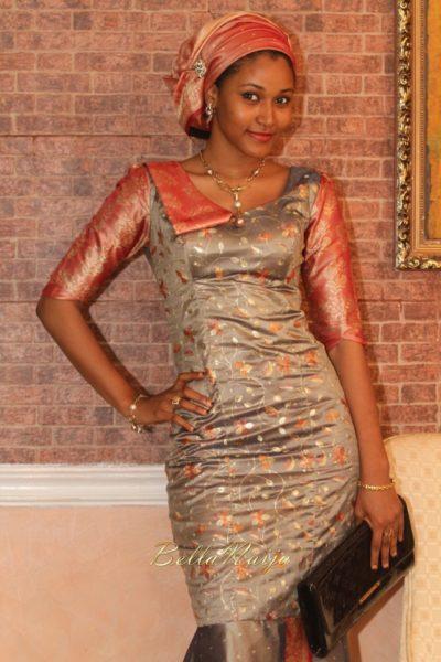 Hudayya Sadiq Nigerian Muslim Abuja Northern Wedding BellaNaija KamuIMG_3859