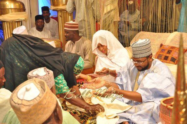 Hudayya Sadiq Nigerian Muslim Abuja Northern Wedding BellaNaija kaoluDSC_9410