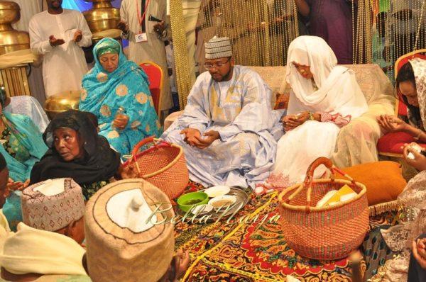 Hudayya Sadiq Nigerian Muslim Abuja Northern Wedding BellaNaija kaoluDSC_9426