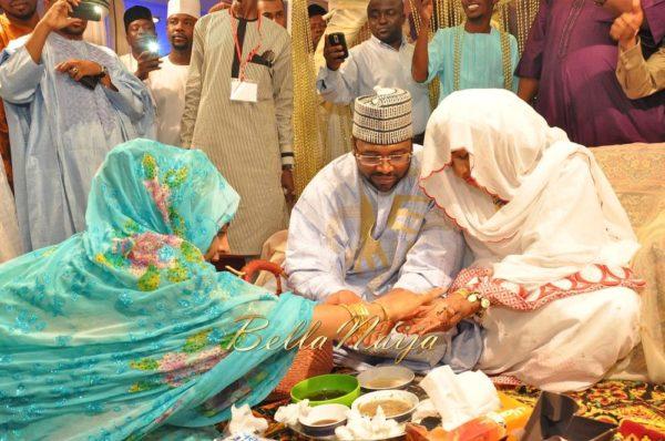 Hudayya Sadiq Nigerian Muslim Abuja Northern Wedding BellaNaija kaoluDSC_9463