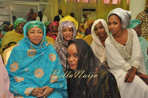 Hudayya Sadiq Nigerian Muslim Abuja Northern Wedding BellaNaija kaoluDSC_9500