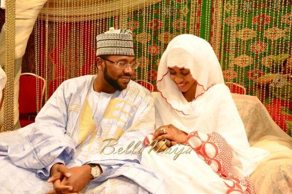 Hudayya Sadiq Nigerian Muslim Abuja Northern Wedding BellaNaija kaoluDSC_9562