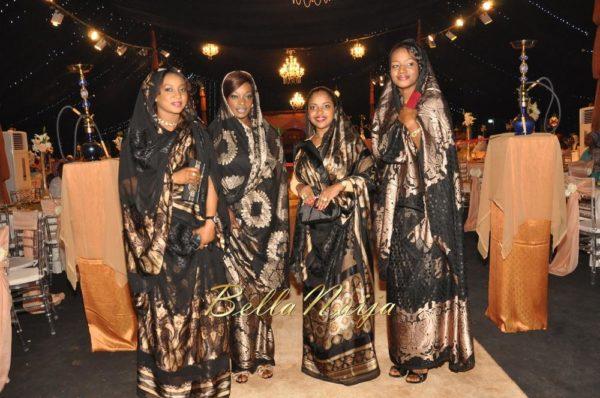Hudayya Sadiq Nigerian Muslim Abuja Northern Wedding BellaNaija wushe wusheDSC_9159