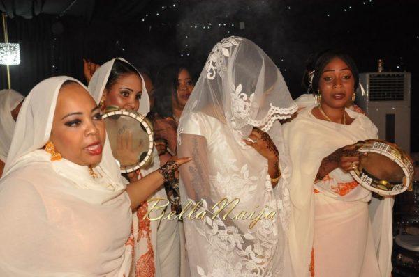 Hudayya Sadiq Nigerian Muslim Abuja Northern Wedding BellaNaija wushe wusheDSC_9269