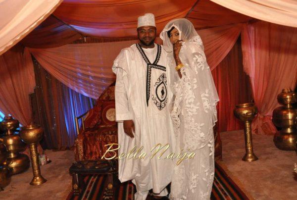Hudayya Sadiq Nigerian Muslim Abuja Northern Wedding BellaNaija wushe wusheDSC_9279