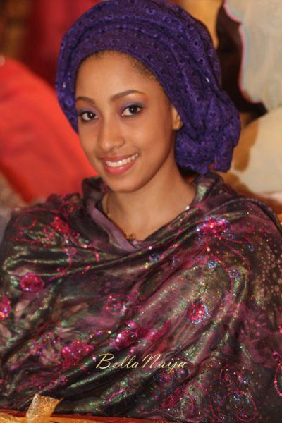 Hudayya Sadiq Nigerian Muslim Abuja Northern Wedding BellaNaija wushe wusheIMG_4366