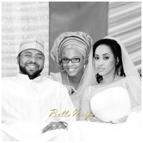 Hudayya Sadiq Nigerian Muslim Abuja Northern Wedding BellaNaijaIMG_1412