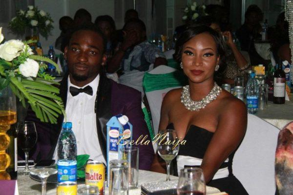 Gbenro Ajibade & Isio Wanogho