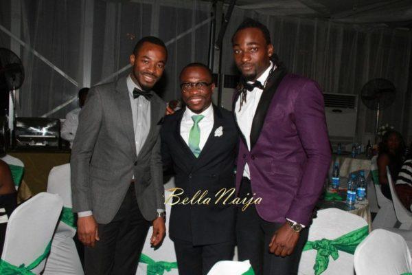 OC Ukeje, Julius Agwu & Gbenro Ajibade