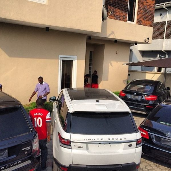 Iyanya gets a Range Rover - December 2013 - BellaNaija 03