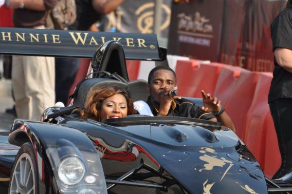 Johnnie Walker Drive of a Lifetime Event - BellaNaija - December2013002