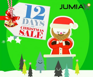Jumia 12 Days of Christmas Sale - Bellanaija - December 2013