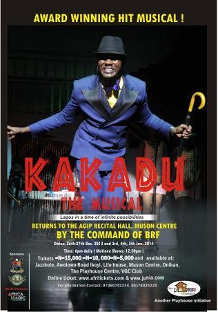 Kakadu the Musical - BellaNaija - December 2013