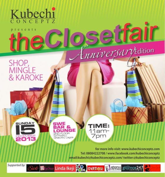 Kubechi presents The Closet Fair - December 2013 - BellaNaija