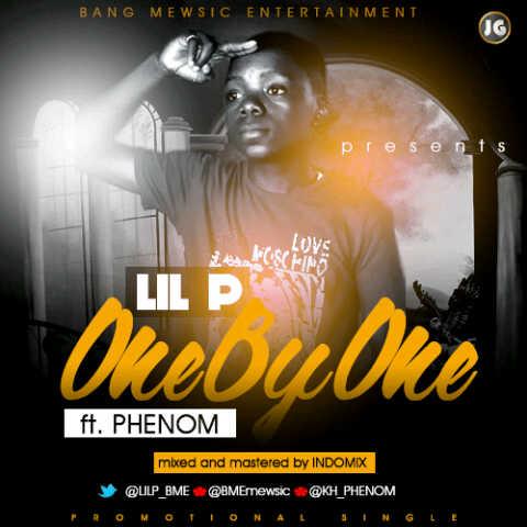 LITTLE P ft Phenom One by One - december 2013 - BellaNaija