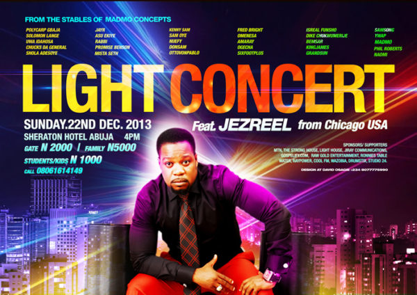 Light Concert -December 2013 - BellaNaija