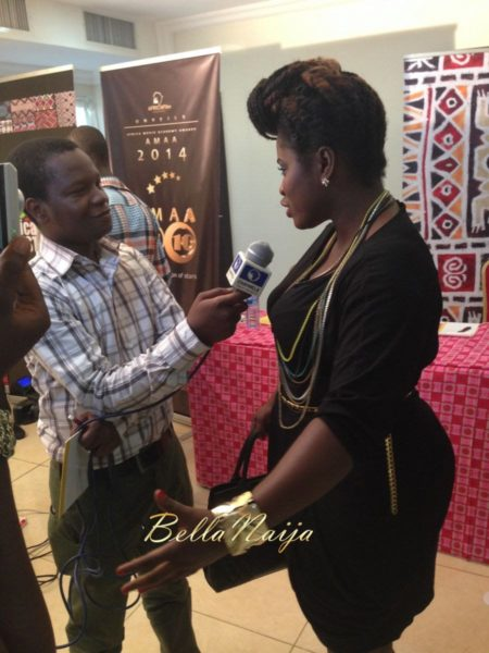Lydia Forson is the Brand Ambassador for Africa Movie Academy Awards - December 2013 - BellaNaija - 021