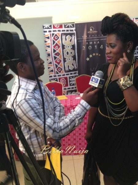 Lydia Forson is the Brand Ambassador for Africa Movie Academy Awards - December 2013 - BellaNaija - 022