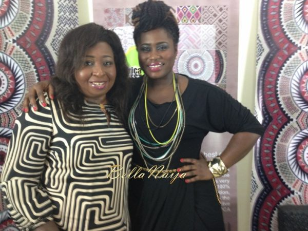Lydia Forson is the Brand Ambassador for Africa Movie Academy Awards - December 2013 - BellaNaija - 024