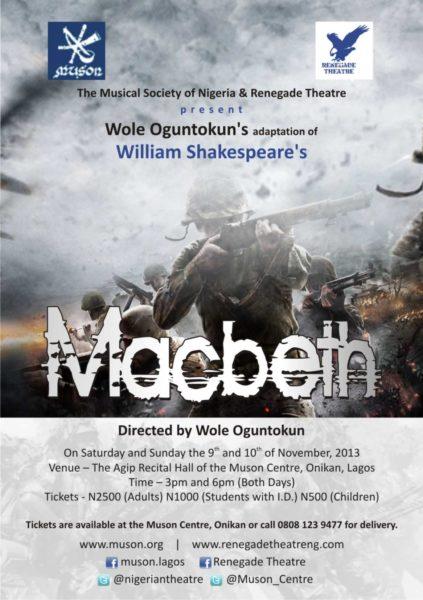 Macbeth - November 2013 - BellaNaija
