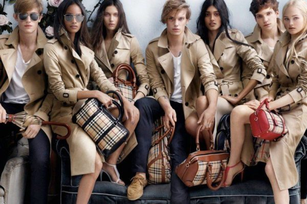 Malaika Firth for Burberry 2014 Ad Campaign - BellaNaija - December 2013001