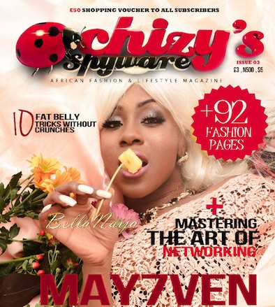 May7ven - Chizy's  Spyware Magazine - BellaNaija 01