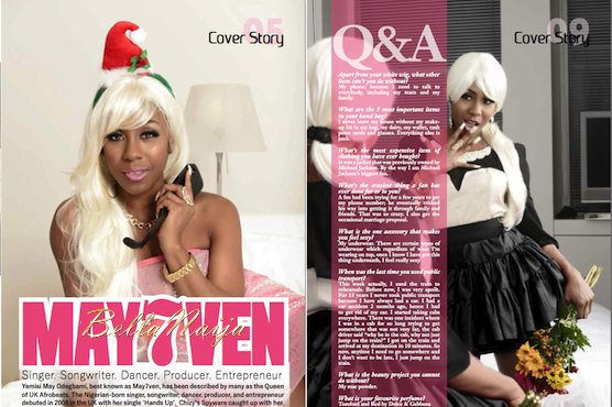 May7ven - Chizy's  Spyware Magazine - BellaNaija 02