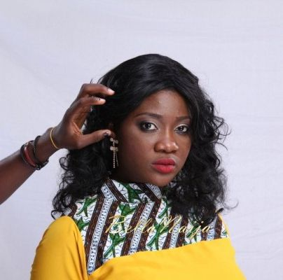 Mercy Johnson - December 2013 - BellaNaija