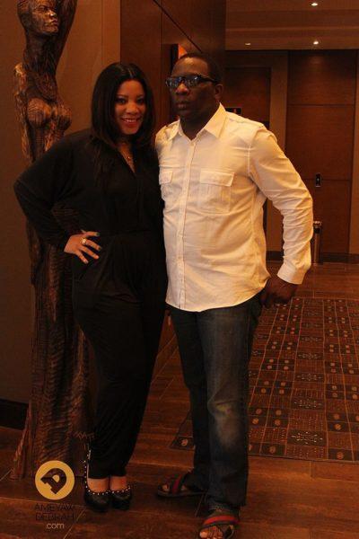 Monalisa Chinda & Lanre Nzeribe