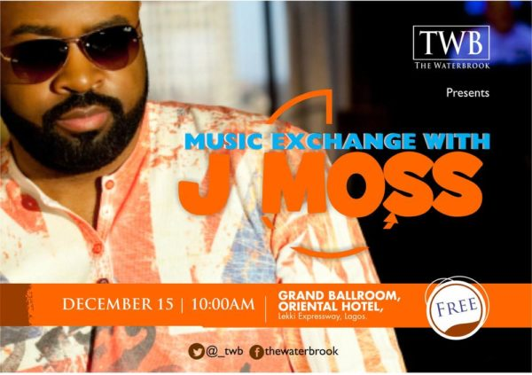 Music Exchange with J Moss - December 2013 - BellaNaija