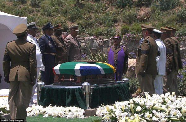 Nelson Mandela Burial in South Africa - December 2013 - BellaNaija - 041