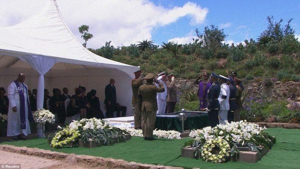 Nelson Mandela Burial in South Africa - December 2013 - BellaNaija - 043