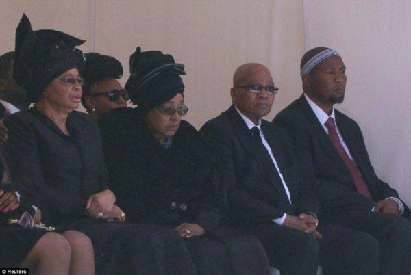 Nelson Mandela Burial in South Africa - December 2013 - BellaNaija - 049
