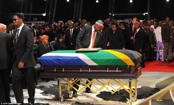 Nelson Mandela Burial in South Africa - December 2013 - BellaNaija - 056