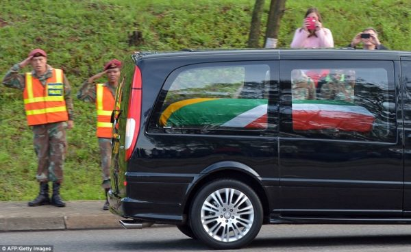 Nelson Mandela's Lying in State - December 2013 - BellaNaija006