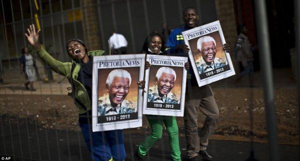 Nelson Mandela's Lying in State - December 2013 - BellaNaija012