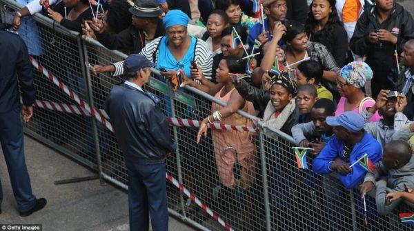 Nelson Mandela's Lying in State - December 2013 - BellaNaija014