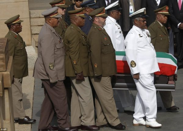 Nelson Mandela's Lying in State - December 2013 - BellaNaija017
