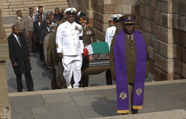 Nelson Mandela's Lying in State - December 2013 - BellaNaija018